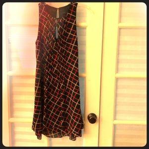 Adorably patterned Sanctuary dress